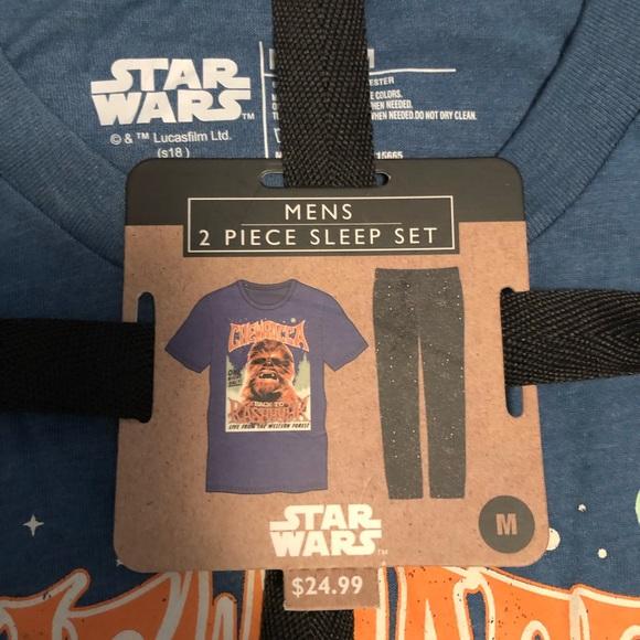 Star Wars Other - Star Wars 2 Piece Sleep Set